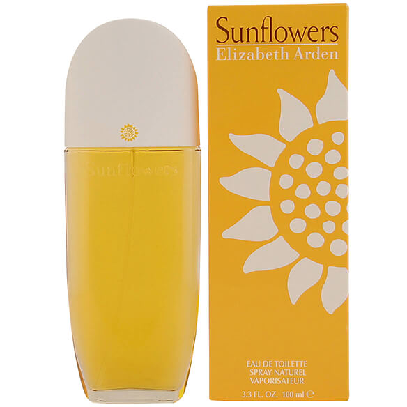 Elizabeth Arden Sunflowers Women, EDT Spray