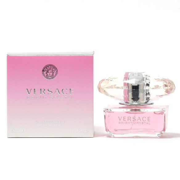 Versace Bright Crystal Women, EDT Spray