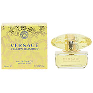 Fragrances - Versace Yellow Diamond Women, EDT Spray