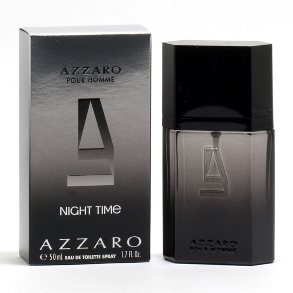 azzaro pour homme night time men edt spray easy comforts. Black Bedroom Furniture Sets. Home Design Ideas