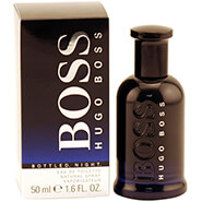 New - Hugo Boss Boss Bottled Night Men, EDT Spray