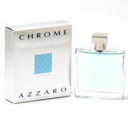 New - Azzaro Chrome Men, EDT Spray