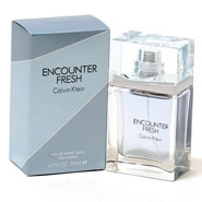 New - Calvin Klein Encounter Fresh Men, EDT Spray