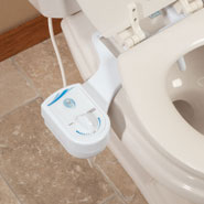 Bathroom Accessories - Toilet Bidet Attachment
