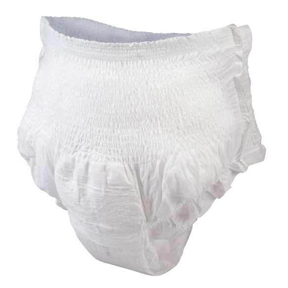 Unisex Protective Underwear, Trial Pack