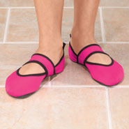Non-Slip Slippers - NuFoot Fitness Shoes