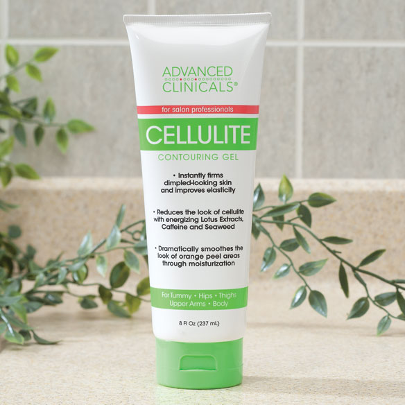 Advanced Clinicals® Cellulite Contouring Gel