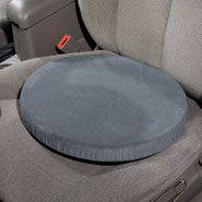 Back & Shoulder Pain - Swivel Seat Cushion