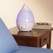 Cold, Flu, and Pain Relief - Ultrasonic Room Humidifier