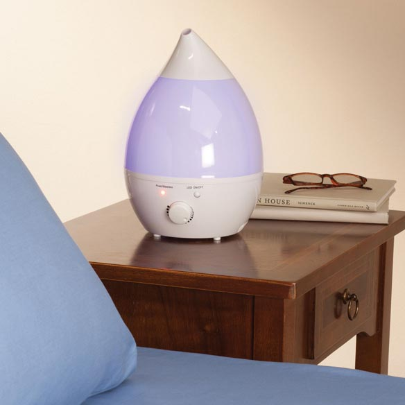 Ultrasonic Room Humidifier - View 1