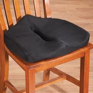 Back & Shoulder Pain - Therapeutic Seat Cushion