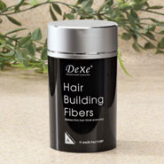 Hair Loss - Dexe® Hair Building Fibers