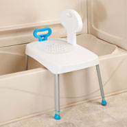 Bathroom Safety - Easy Transfer Bench