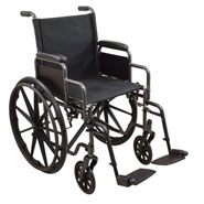 Wheelchairs & Accessories - Wheelchair