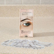 Grooming & Hair Removal - The Brow Guru Stencil Kit