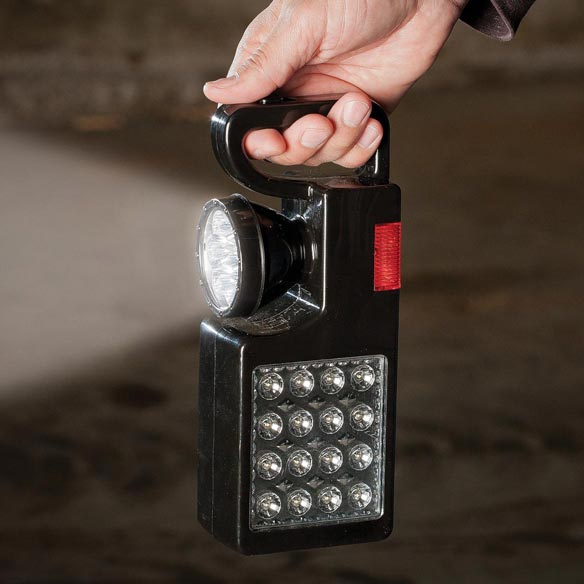 3-in-1 Emergency Light - View 1
