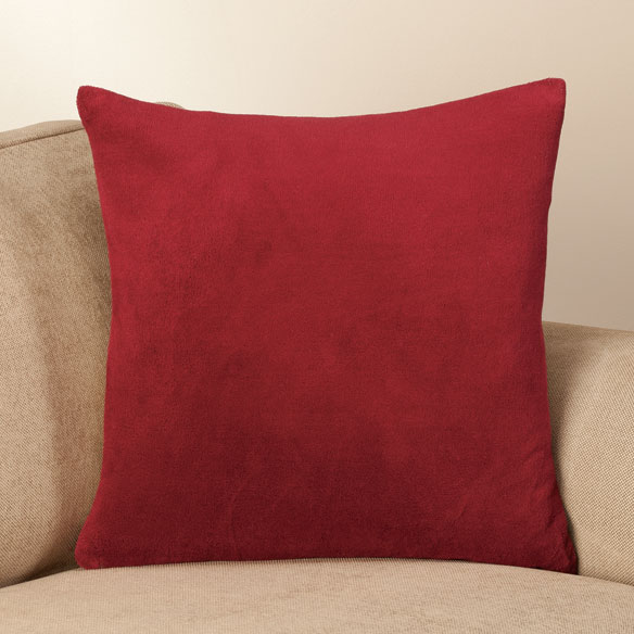 Reverse Plush to Suede Pillow Shell by OakRidge Comforts™