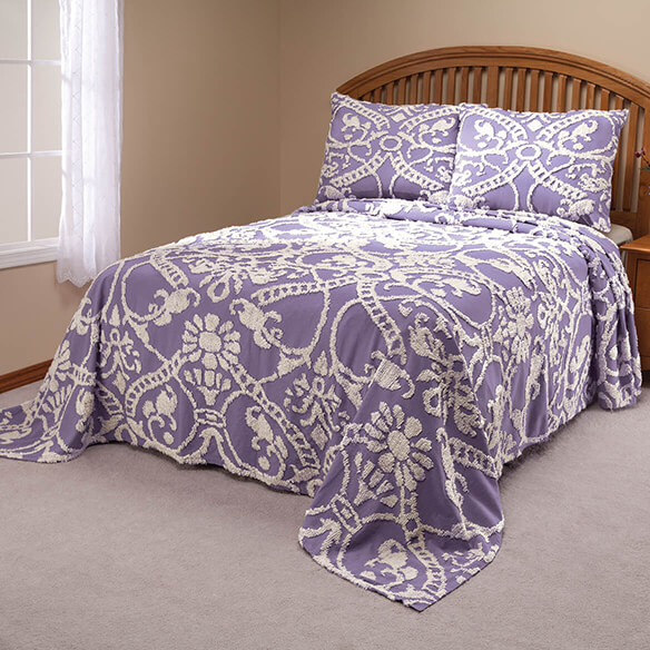 The Adele Chenille Bedspread by OakRidge