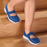 Comfort Footwear - Healthy Steps™ Feather Lite Mary Jane Shoes