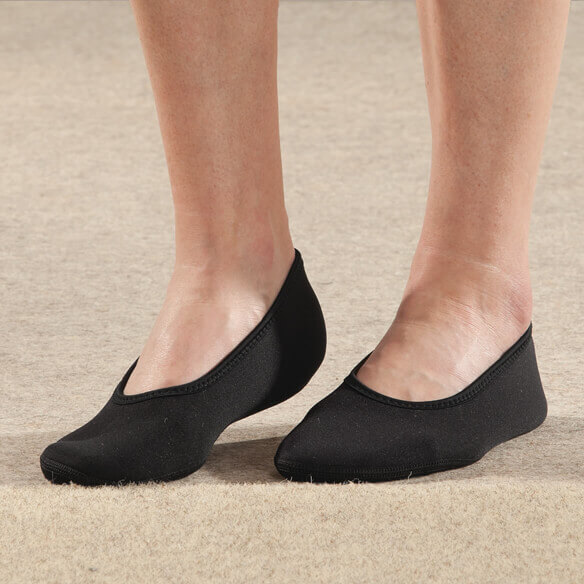 Silver Steps™ Ballet Non-Slip Slipper - View 1