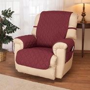 Home Comforts - Deluxe Microfiber Recliner Cover by OakRidge™