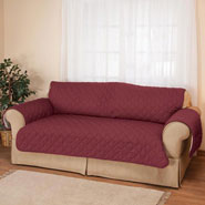 Home Comforts - Deluxe Microfiber Sofa Cover by OakRidge Comforts™