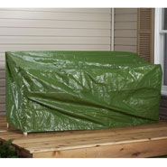 "Outdoor - Glider Cover, 78""L x 33""H x 37""W"