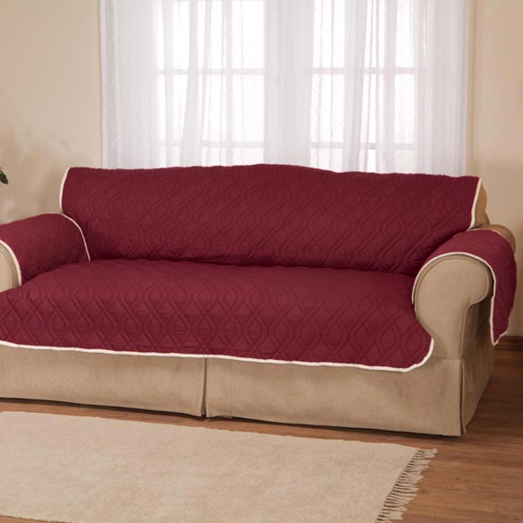 5 Star Reversible Waterproof Extra-Long Sofa Protector