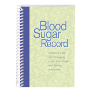 Healthy New Year - Blood Sugar Tracking Book
