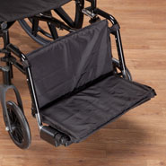 Walking Aids - Wheelchair Leg Cushion