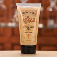 New - Dr. Kinash™ Epsom Salt Rub, 6 oz.