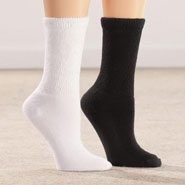 Diabetic Hosiery - Silver Steps™ 3 Pack Seamless Diabetic Socks