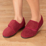 Comfort Footwear - Adjustable Indoor/Outdoor Slipper