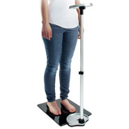 Exercise & Fitness - Extendable Display Scale