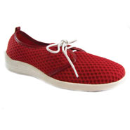 Comfort Footwear - Beacon® Laurie Mesh Lace-Up Shoe