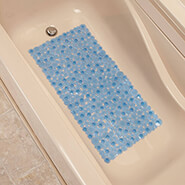 Clearance - Delightful Dots Bath Mat