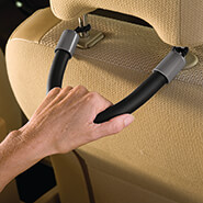 Auto & Travel - Headrest Grab Handle, Set of 2