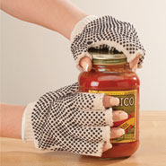 Cooking Alone - Jar Opening Gloves