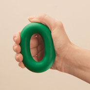 New - Grip Strength Rings, Set of 2