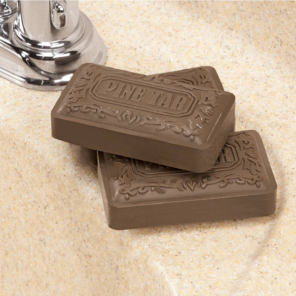 Pine Tar Soap, 3 Pack - View 1