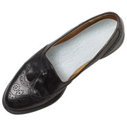 New - Sockless® Terry Comfort Insoles, 1 Pair