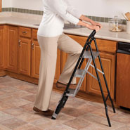 Home - Rolling Step Ladder Dolly by LivingSURE™