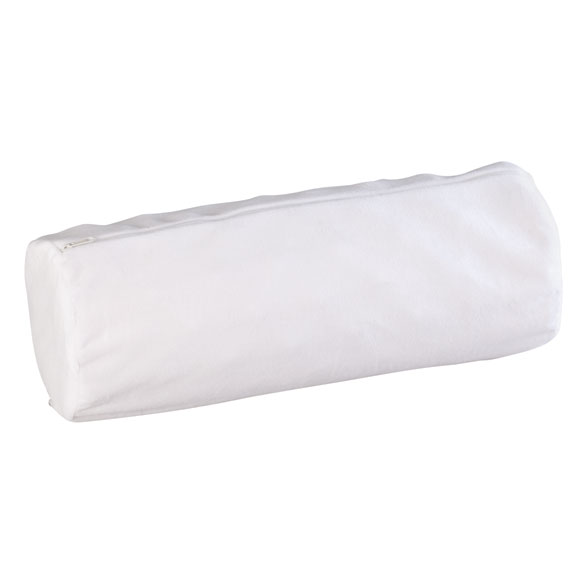 Memory Foam Round Roll Pillow - View 1