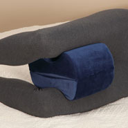 Cushions & Chair Pads - Memory Foam Knee and Leg Rest Pillow