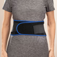 Back & Shoulder Pain - Compression Back Support with Padding