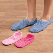New - Ballet Gripper Socks, 3 Pair