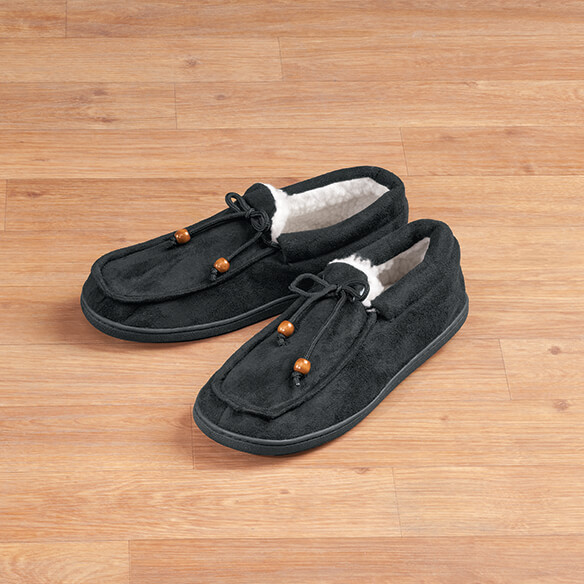 Women's Indoor/Outdoor Memory Foam Moccasins