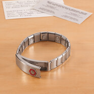 Apparel Accessories - Medical ID Bracelet with Magnets