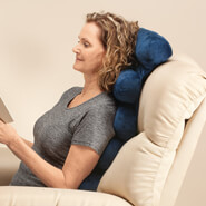Back & Shoulder Pain - Multi-Position Cushion