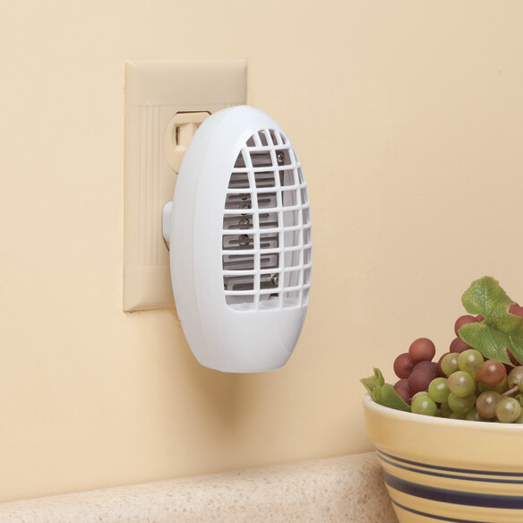 Plug-In Bug Zapper by Pest-B-Gone™